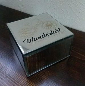 Jewelry - Mirrored Jewelry box